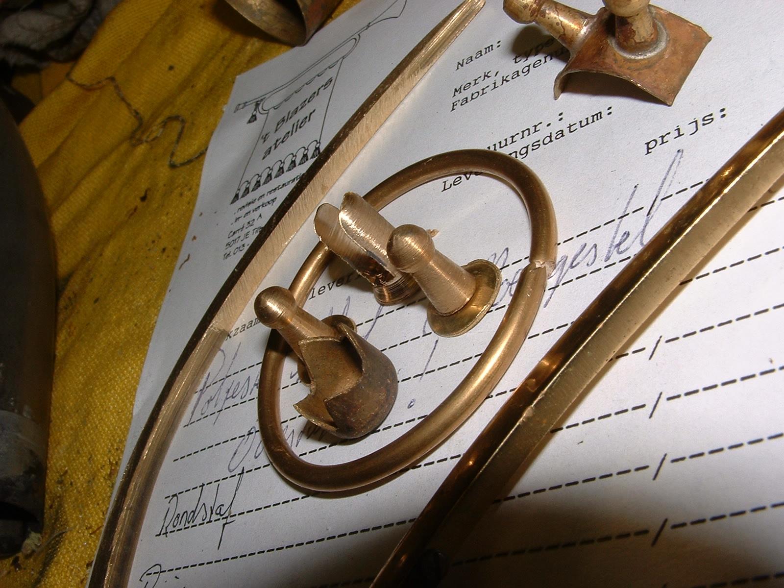 onderdelen octaafklep